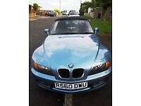 Classic BMW Z3, Good runner, Very low mileage
