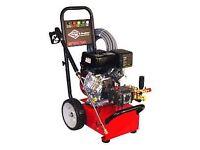 Petrol Jet washer Briggs and Stratton professional pressure washer bpw2700