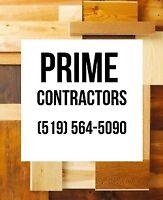 Fine Carpentry Wood Working Trim carpenter Molding base boards