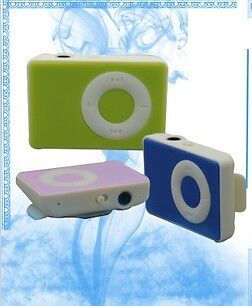 1Pcs New Hifi Portable Lovely MP3 Music Player Support 2GB/4GB/8GB SD/TF Card on Rummage
