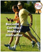 Nordic Pole Walking Instructor Certification Clinic