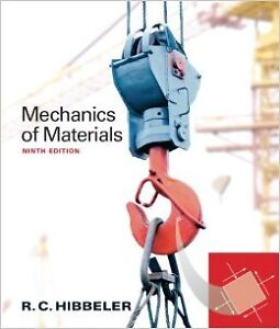 Mechanics of Materials 9th Edition Hard Cover