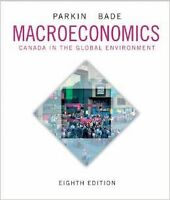 Macroeconomics: Canada in the Global Environment (8th Edition)