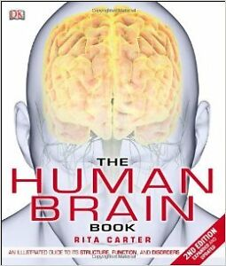 The Human Brain Book reg $44.99 hardcover awesome condition