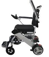 ELECTRIC POWERED WHEEL CHAIRS - MOBILITY DEVICES