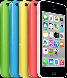 iphone 5 or 5c 16gb unlock any sim ,like new grey/black or white . 3 months warranty,£120