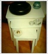 Shabby Chic Nest of Tables