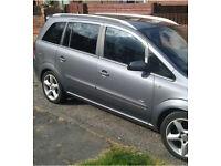 Swaps may sell my Zafira for van