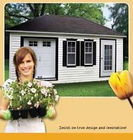 L.Martin Shed- Get Ready for Spring SAVE $400+