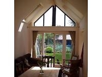 Warm double room in eco-renovated house, plenty of space, clean and well maintained
