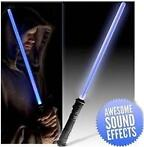 3DFX Star Wars Light Saber met Licht en Geluid