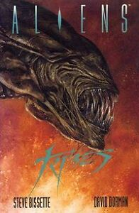 Aliens: Tribes Hardcover Slipcase – RARE, Unread