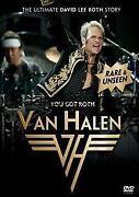 Van Halen DVD