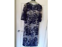 Beautiful Navy/Ivory John Charles Mother of the Bride Outfit
