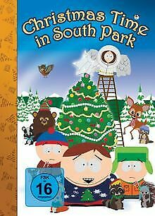 South Park: Christmas Time in South Park von Trey Parker,...   DVD   Zustand