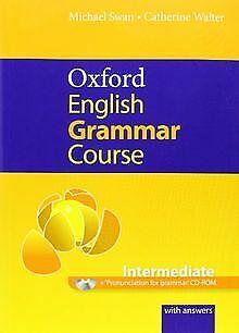 Oxford English Grammar Course Intermediate : A grammar p...   Buch   Zustand gut