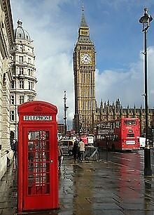 1 return flight ticket Los Angeles - London