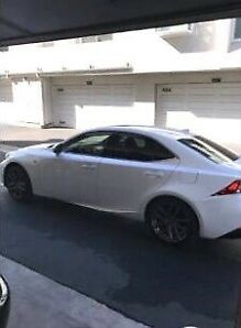 Lexus IS350 - F Sport 2 LOADED - 2014