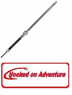 Steering Cables EXCELCAB Multiple Lengths 25ft hookedonadventure