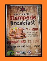 Free Pancake Breakfast!