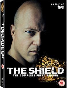 DVD:THE SHIELD - SEASON 1 - NEW Region 2 UK