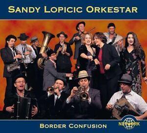 Border Confusion von Sandy Lopicic Orkestar - CD -gebraucht