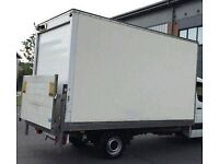 Mercedes Sprinter box body