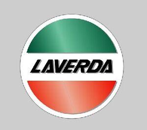 Sticker-LAVERDA