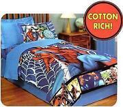 Spiderman Comforter Set