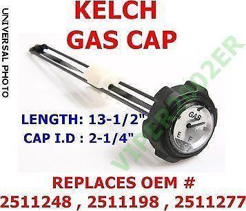 Kelch Gas Cap Parts Amp Accessories Ebay