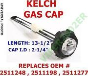 Gas Cap Fuel Gauge
