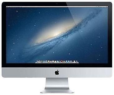 Apple iMac 27-inch 2012