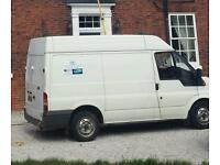 Ford Transit Van MWB low miles