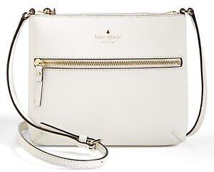 **New**Kate Spade Cedar Street Tenley Crossbody Bag - White