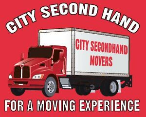 City Secondhand Movers Prince George British Columbia image 1