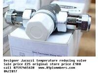 Temperature Reducing Valve Brand Jacuzzi
