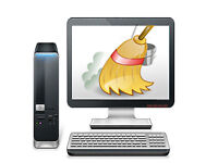 Slow Computer? Computer clean up services - remote access - windows 7, 8, 10