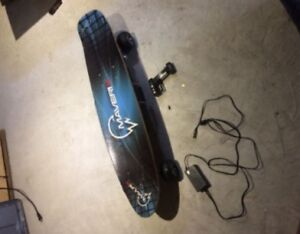 Maveri electric longboard