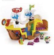 Fisher Price Great Adventures Pirate SHIP