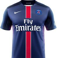 Paris Saint Germain PSG Soccer Jersey Chandail 2015/16 Authentic