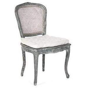 Marvelous Antique Cane Back Chairs