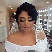 Professional makeup artist for special events