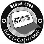 BTFU HAT AND CAP LAND