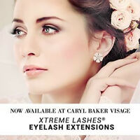 Xtreme Eyelash Extension Service with Caryl Baker Visage