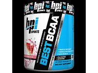 BPI SPORTS BEST BCAA 30 servings - £18