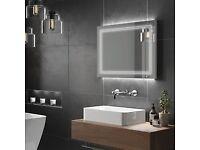 HIB OUTLINE LANDSCAPE 80 LED Bathroom Mirror RRP £299