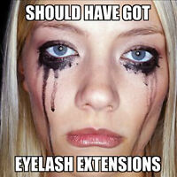 Professional Eyelash Extensions - Bridal Party Deal