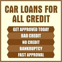 $0 DOWN CAR LOANS IN OTTAWA - ALL CREDIT APPROVED