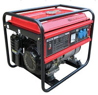 Wanted - Non running or damaged generator