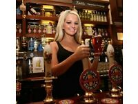 Evening bar work available £15/hr private bar